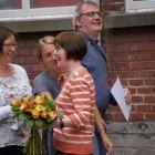 Juf Mieke gaat op pensioen!